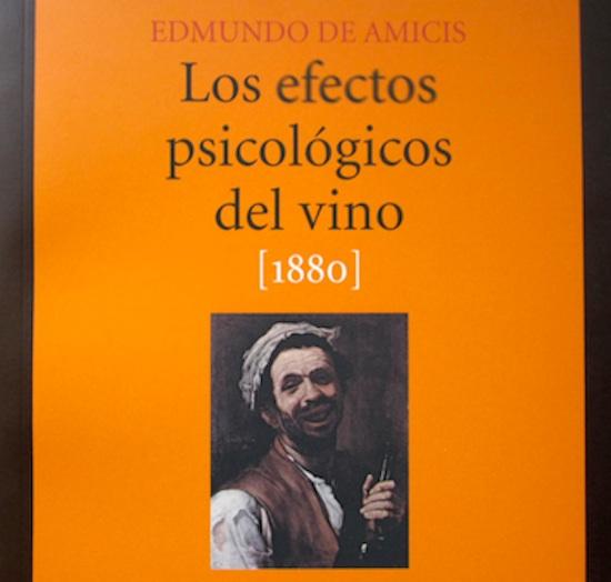 «Los efectos psicológicos del vino»