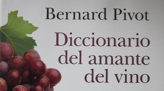 «Diccionario del amante del vino»