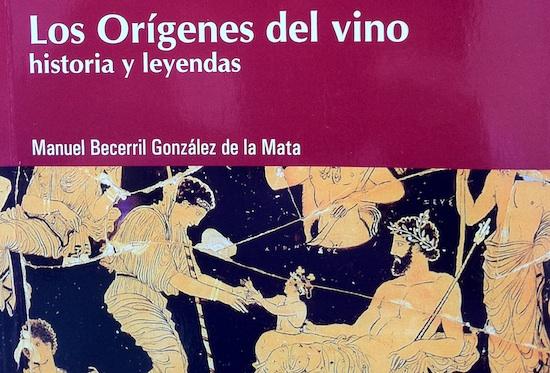 Los orígenes del vino. Historia y leyendas