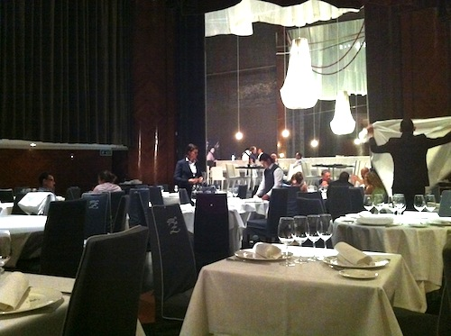 Restaurante Teatriz