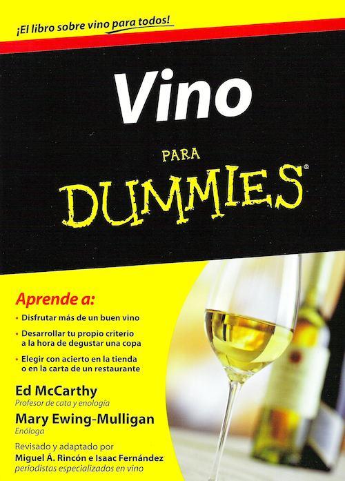 vinos para dummies