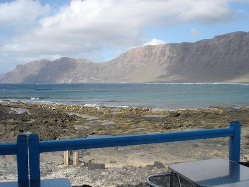 Vistas desde Rte. El Risco