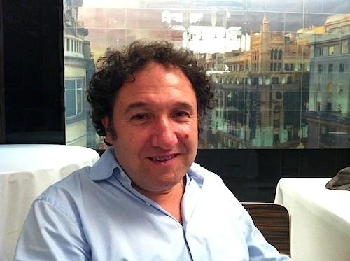 Angel Anocíbar, enólogo de Abadía Retuerta