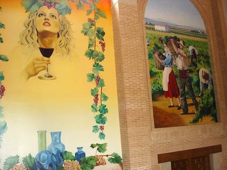 Murales clásicos...