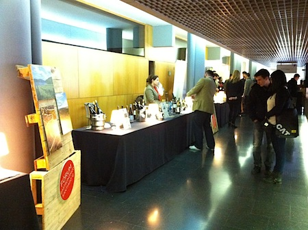 Mercado del vino