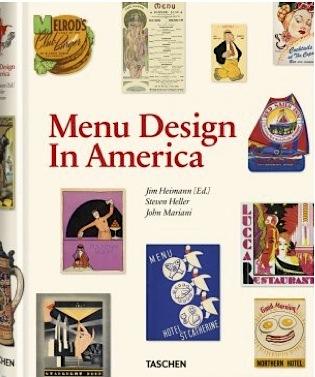 Menu Desing in America