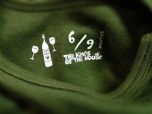Detalle de la etiqueta