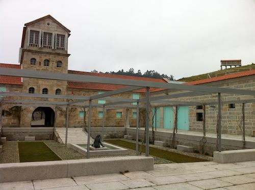 Enoturismo en Pazo Baion (D.O. Rías Baixas)