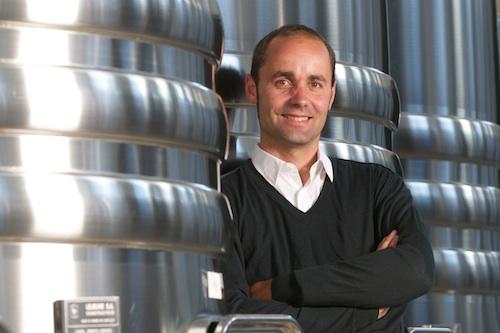 Jerôme Bougnaud, viticultor
