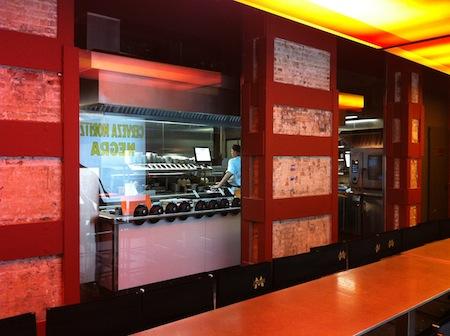 Cocina del restaurante foto-cristina-alcala