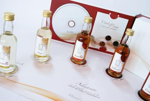 Cata virtual de vinos de Jerez