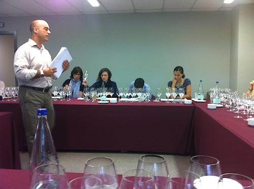 David Molina, director de Outlook Wine