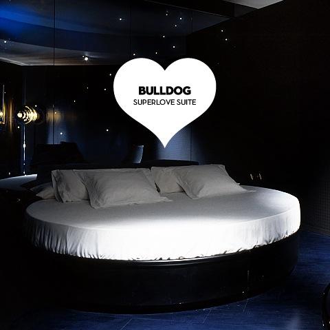 La cama de San Valentín