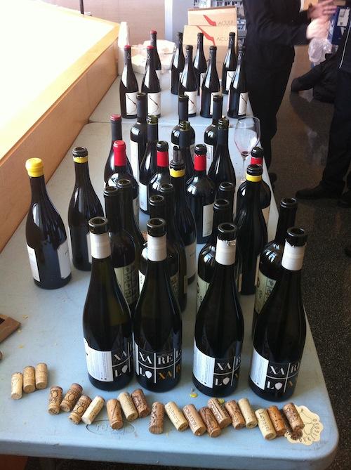 Los vinos de ánforas catados con Pitu Roca foto-por-cristina-alcala