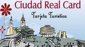 Tarjeta turística de ciudad real