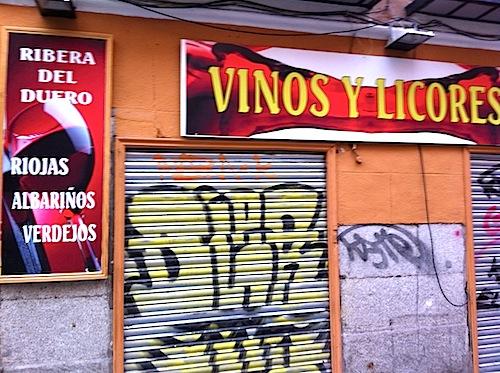 Algunos tópicos sobre el vino