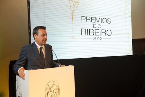 El periodista José Ribagorda