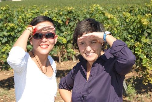 Con Linda Milagros Violago foto-por-cristina-alcala