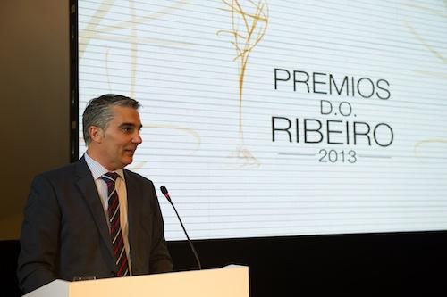 Miguel Ángel Viso Diéguez, Presidente del Consejo Regulador Ribeiro