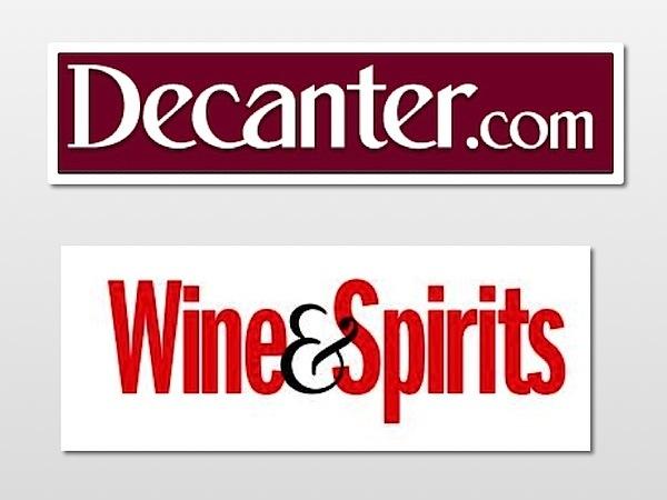 Wine&Spirits y Decanter
