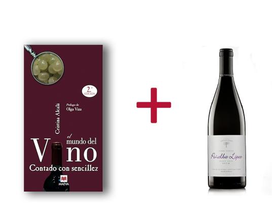 SORTEO-Torremilanos Pinot Noir+El mundo del vino contado con sencillez
