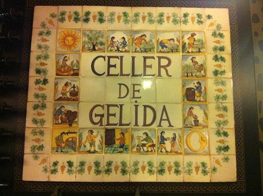 Celler de Gelida, gran tienda de vinos