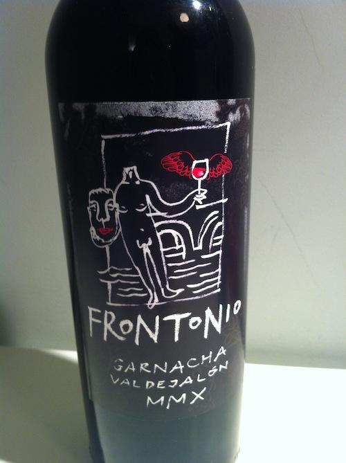 Etiqueta Frontonio