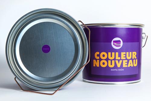 Coleaur Noveau