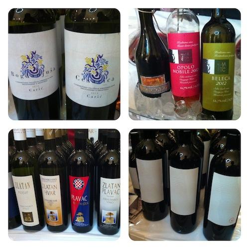 vinos croacia hvar1