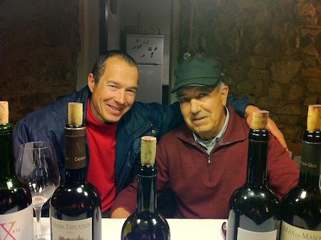 Francesc y Xavier Capafons