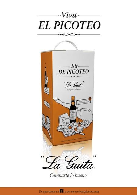 """Kit La Guita """"viva el picoteo"""""""