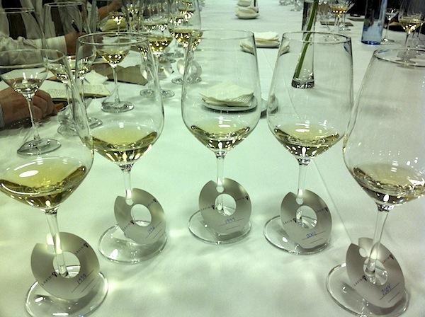 Añadas de Champagne Cristal