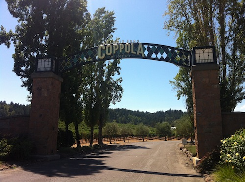 Coppola wonderland winery