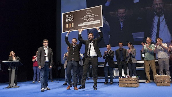 ganadores wine&win 2013