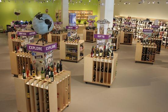 Comprar vinos en Nueva York (I)