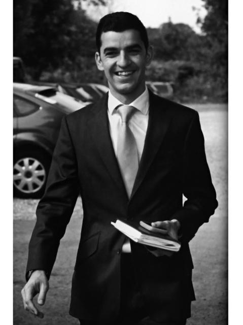 Dimitris Leivadas, jefe de sala y sumiller