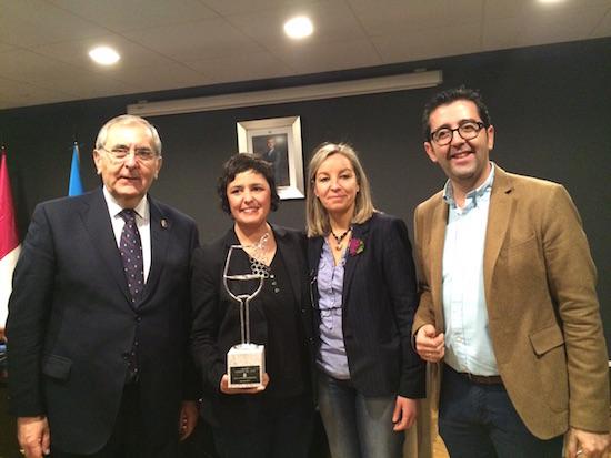 premio-mirador del vino- cristina-alcala