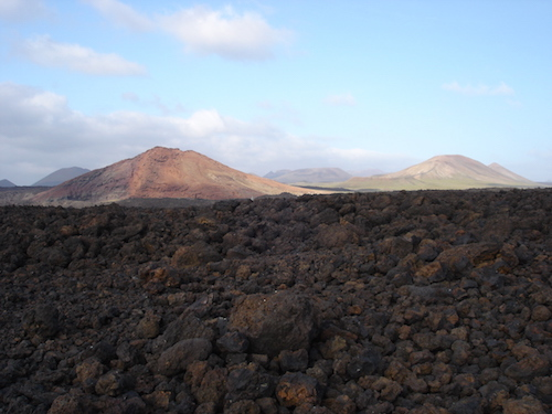 Lanzarote: vino y territorio