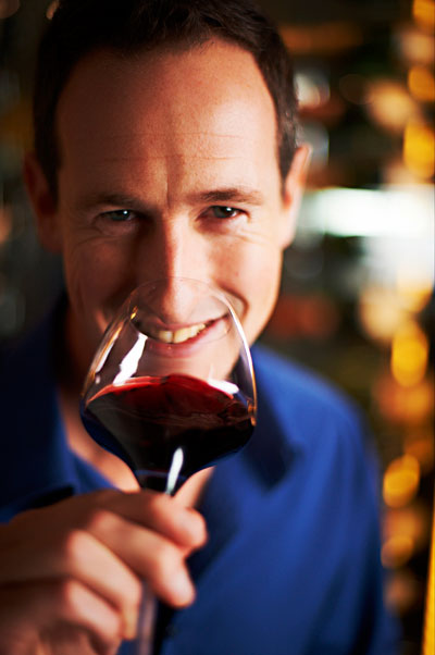 Peter Richards, Master of Wine