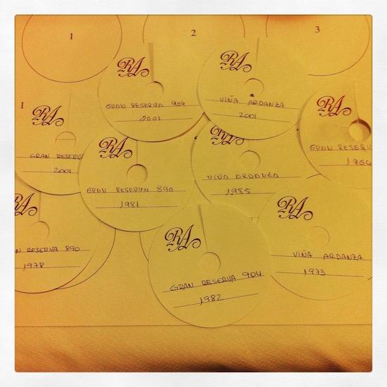Cata de vinos La Rioja Alta SA foto-cristina-alcala
