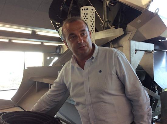 Julio Sáenz, enólogo de La Rioja Alta
