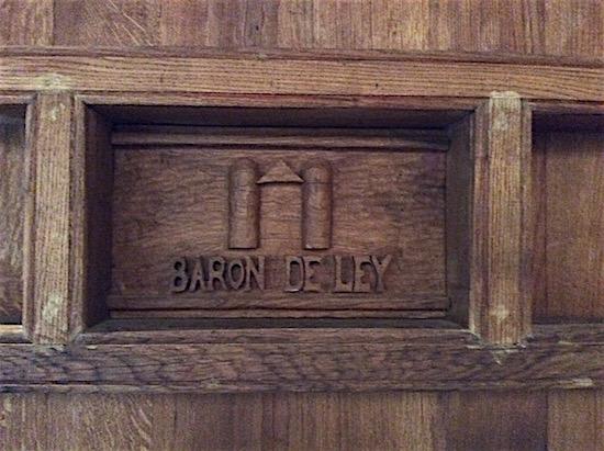 Varietales Bodega Barón de Ley