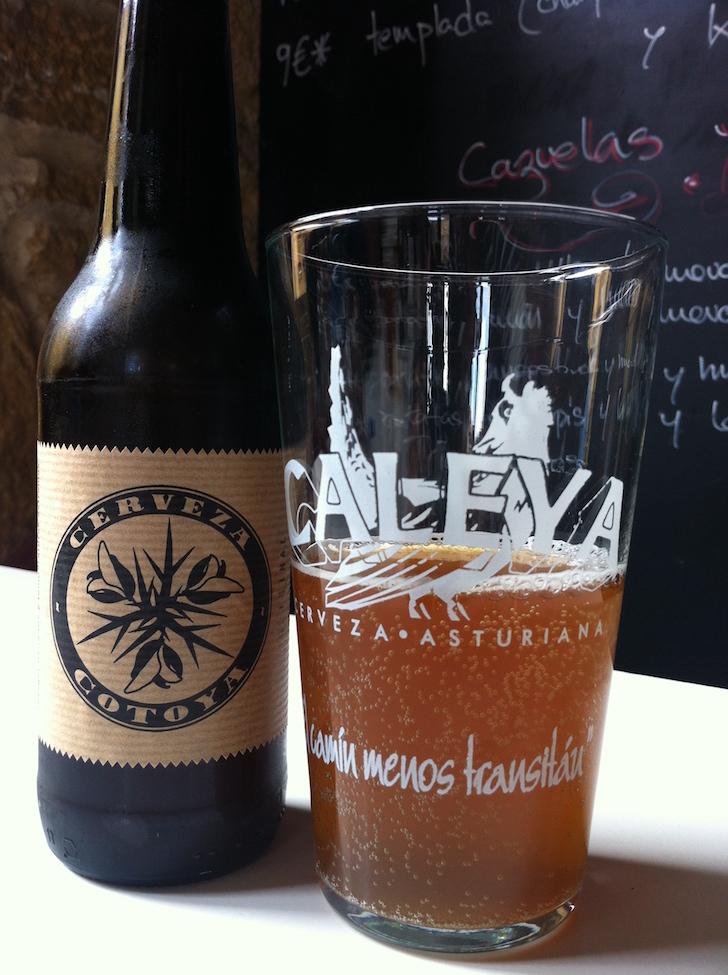 Cervezas asturianas: todo queda en casa