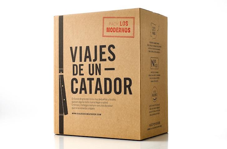 """Club de vinos """"Viajes de un Catador"""""""
