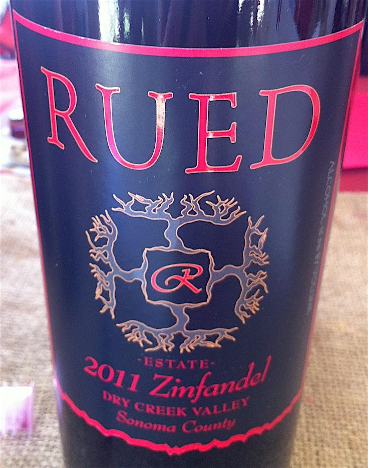 etiqueta vino california