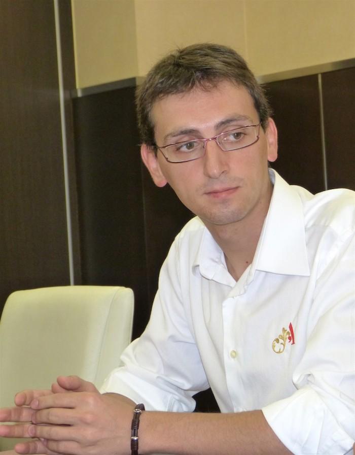 Raúl Igual Sumiller