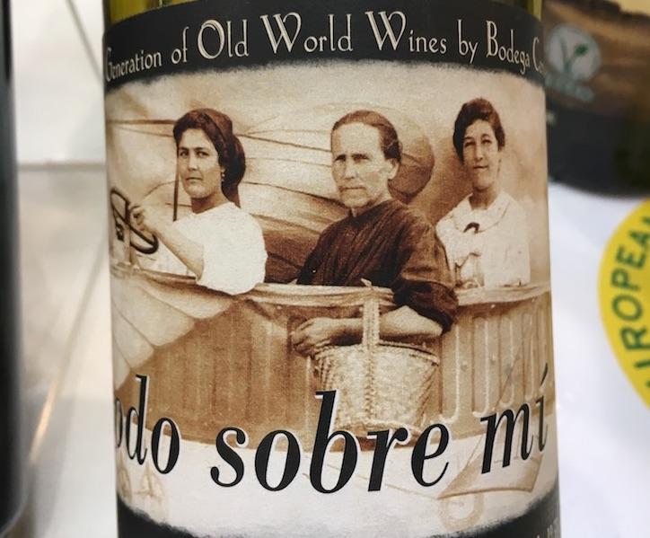 Etiquetas de vinos