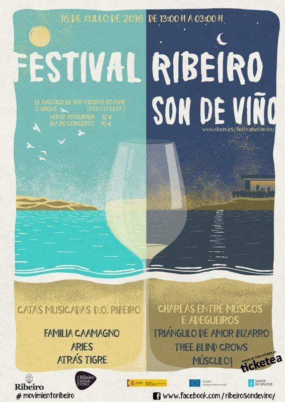 Festival Ribeiro Son de Viño 2016