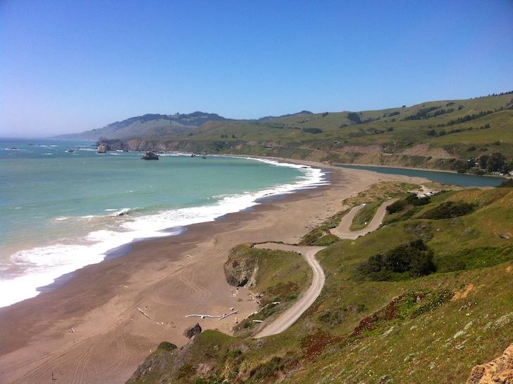Viaje por Sonoma Coast y la costa del Pacífico