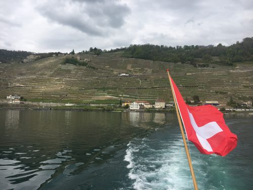 Vinos de Suiza, cantón de Vaud